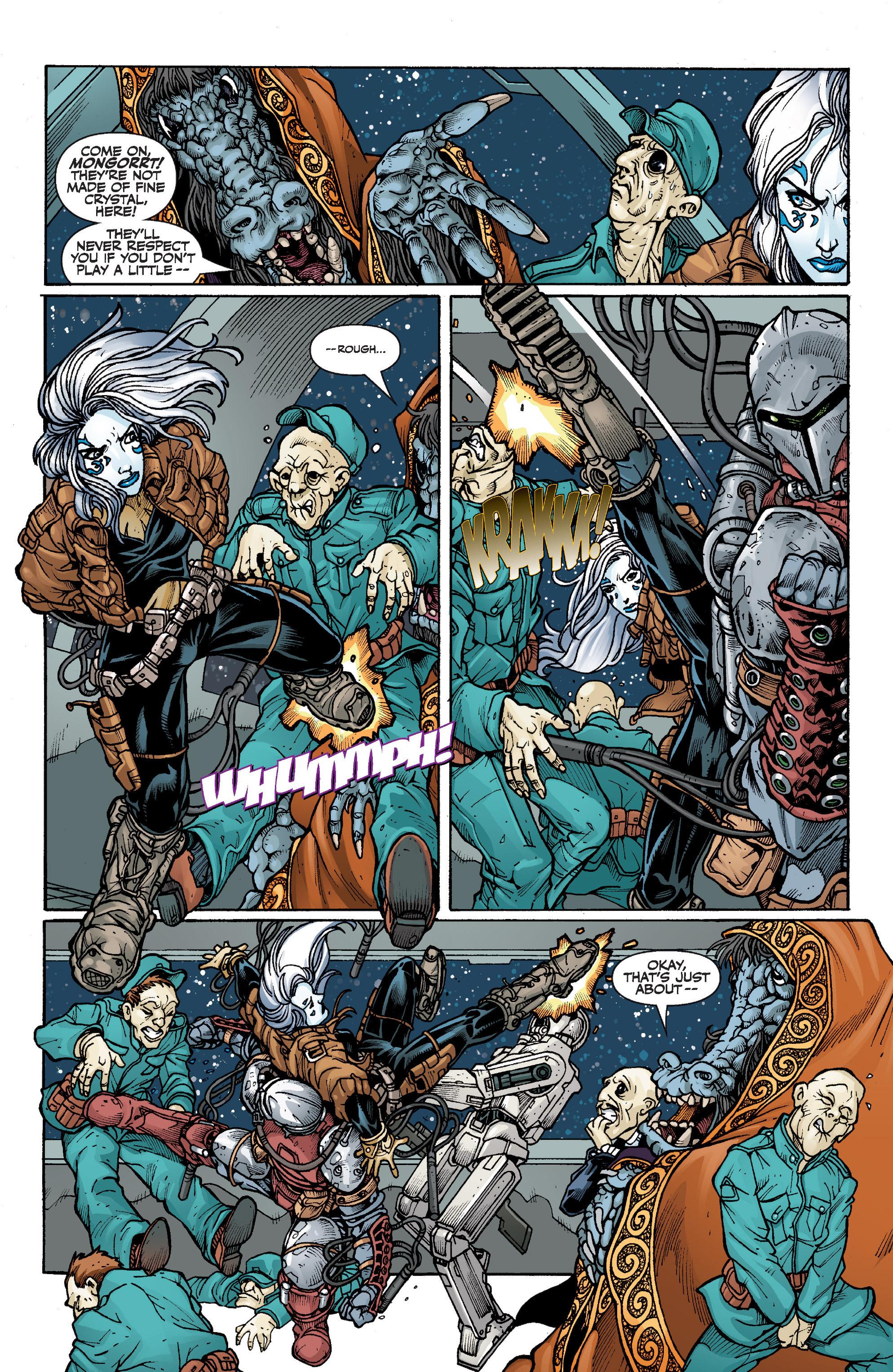 Read online Star Wars Omnibus comic -  Issue # Vol. 32 - 420