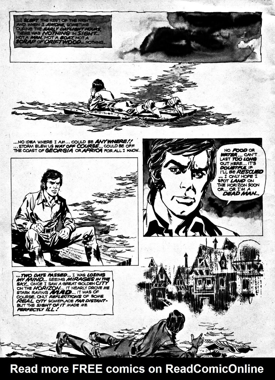 Scream (1973) issue 7 - Page 6