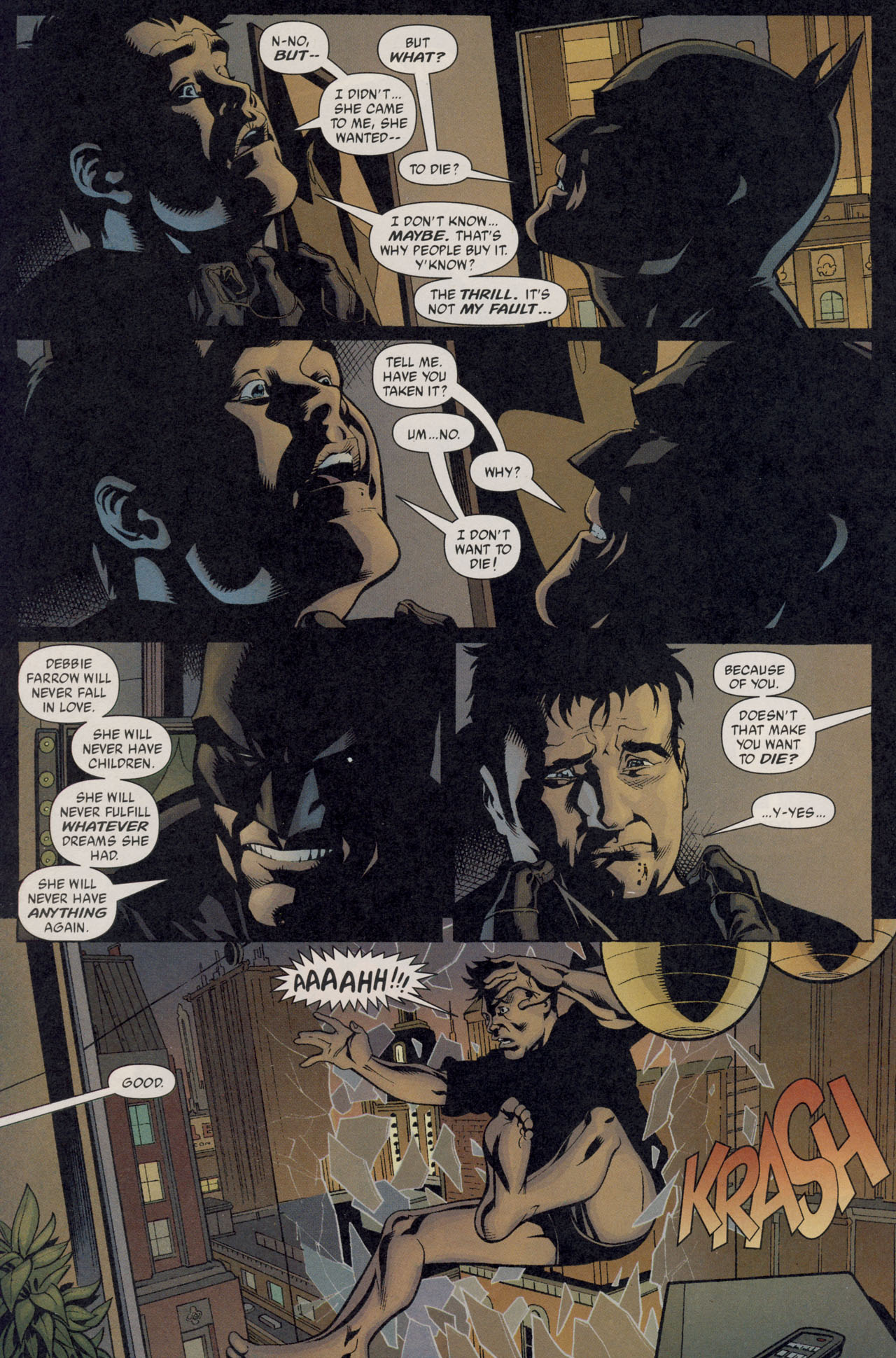 Read online Batman War Drums comic -  Issue # TPB - 13