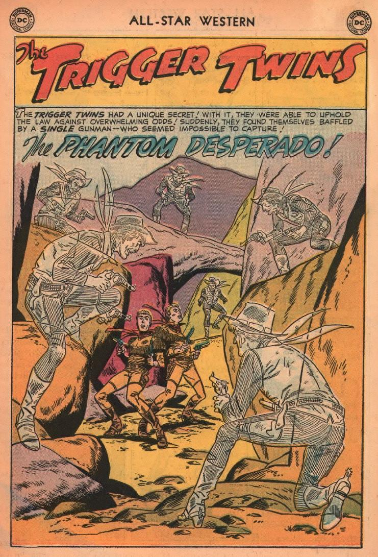 Read online All-Star Western (1951) comic -  Issue #87 - 27
