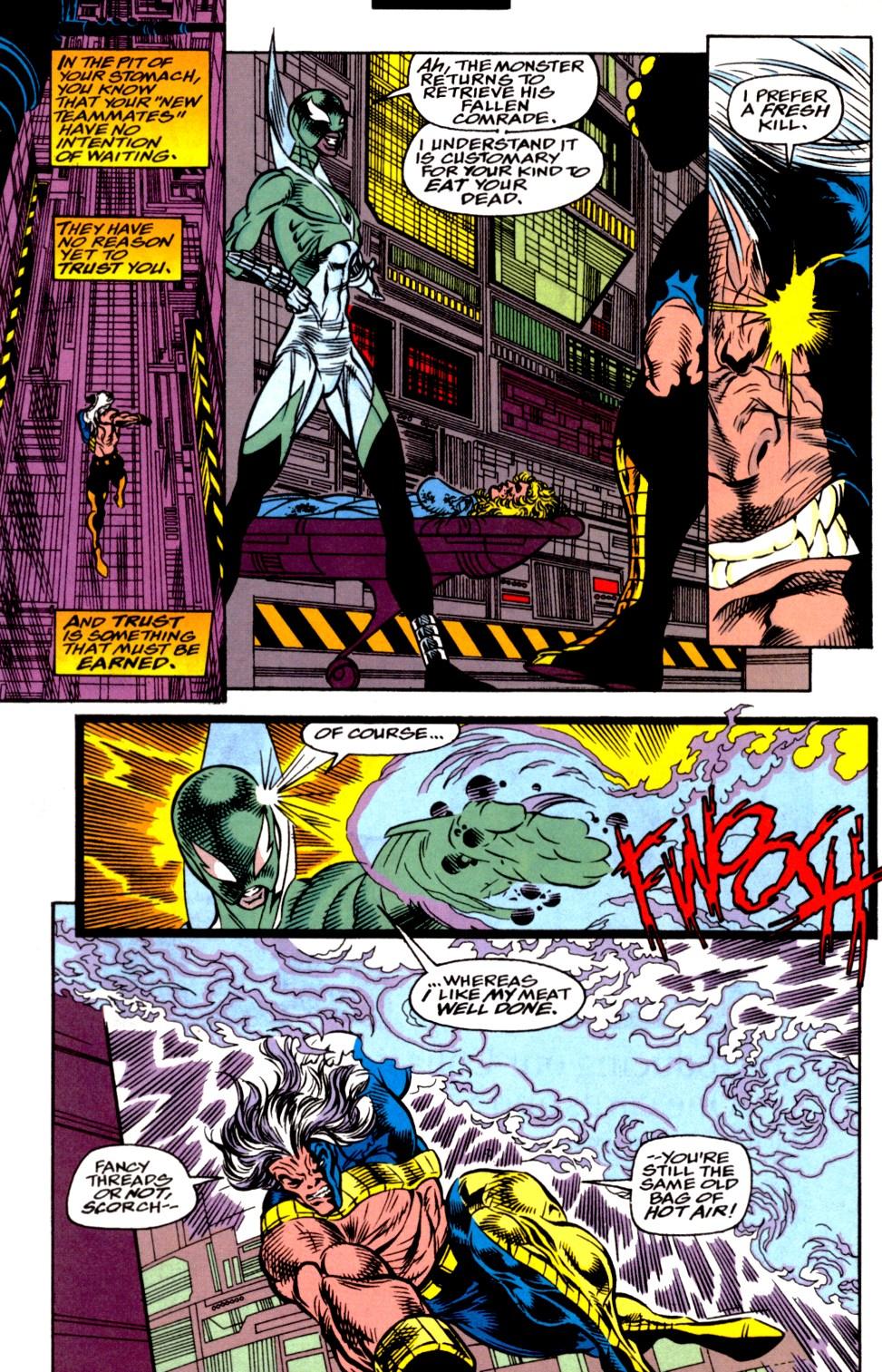 Read online Blackwulf comic -  Issue #4 - 7