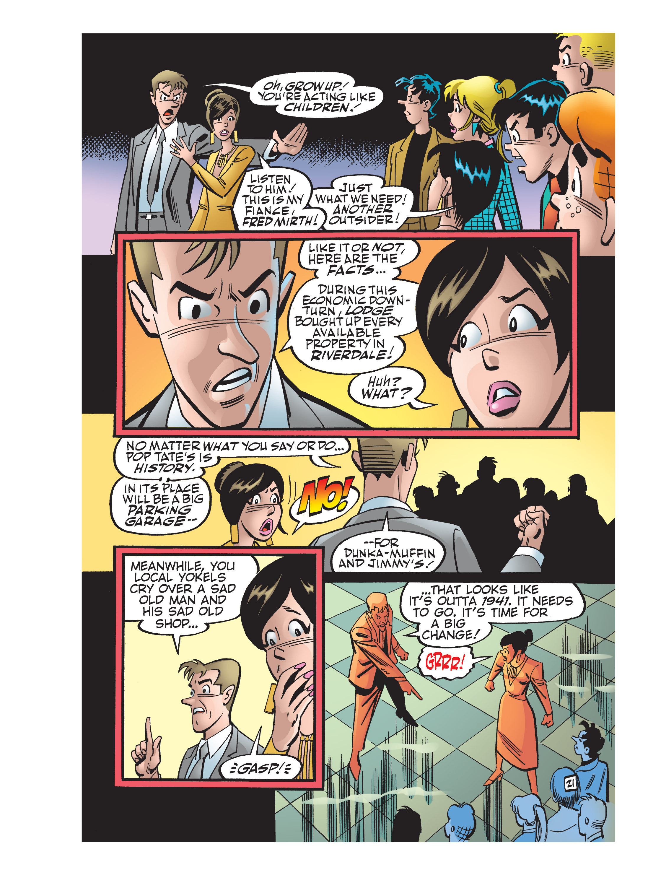 Read online Archie 1000 Page Comics Blowout! comic -  Issue # TPB (Part 4) - 52
