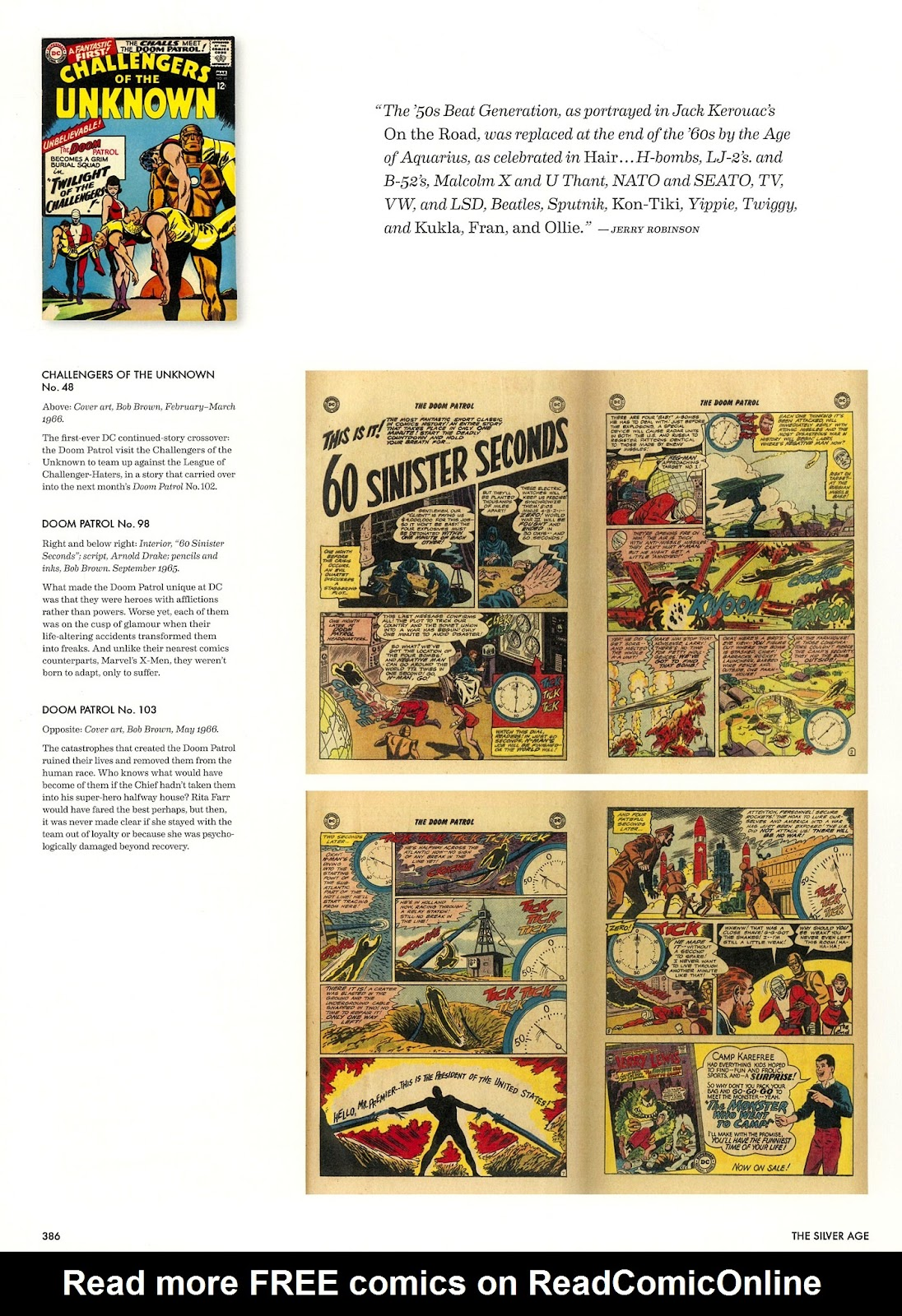 Read online 75 Years Of DC Comics comic -  Issue # TPB (Part 5) - 1