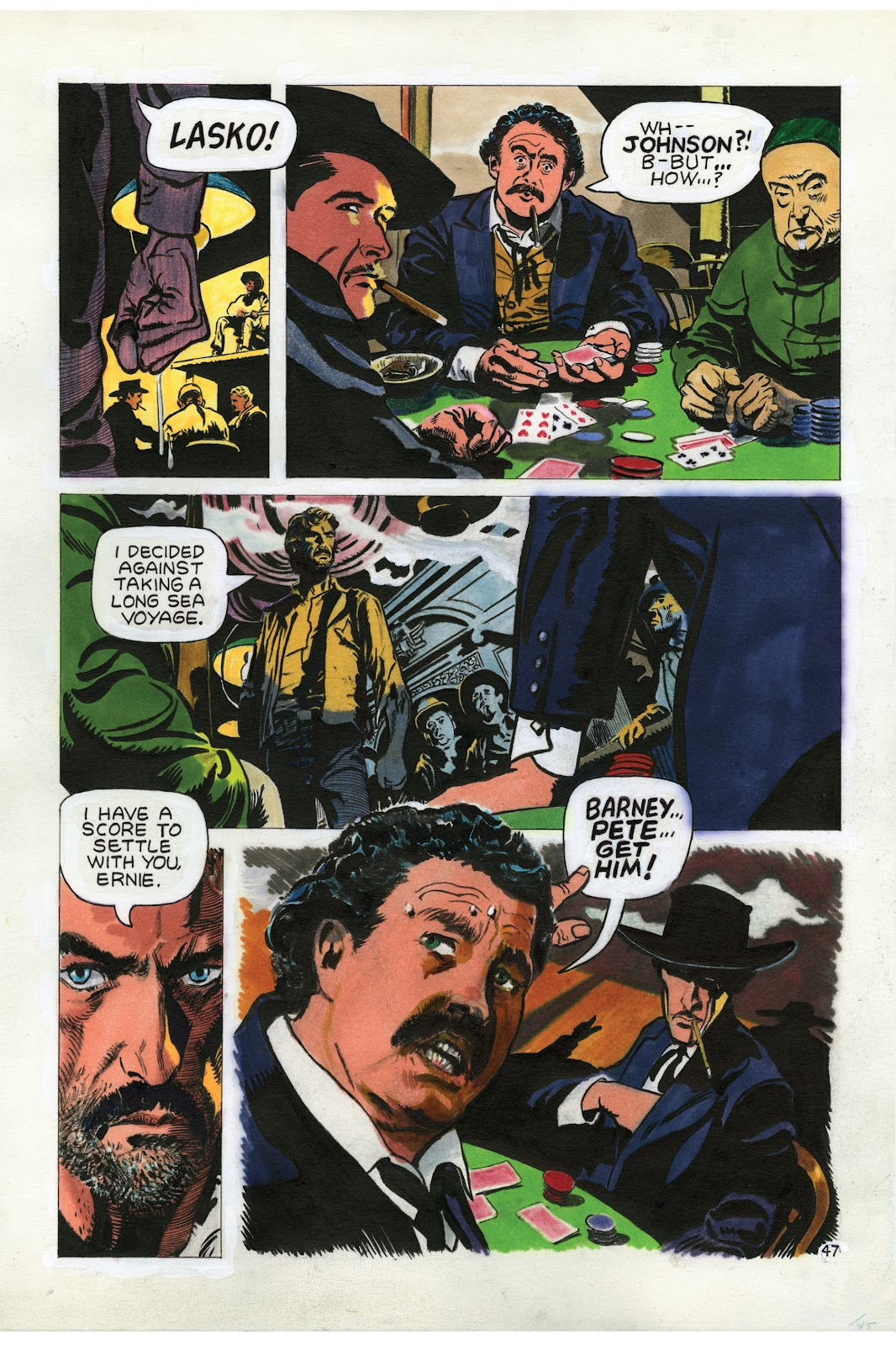 Read online Doug Wildey's Rio: The Complete Saga comic -  Issue # TPB (Part 2) - 82
