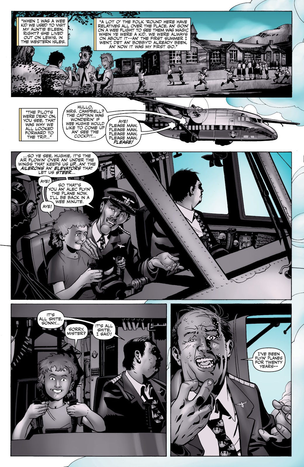 Read online The Boys Omnibus comic -  Issue # TPB 4 (Part 3) - 40