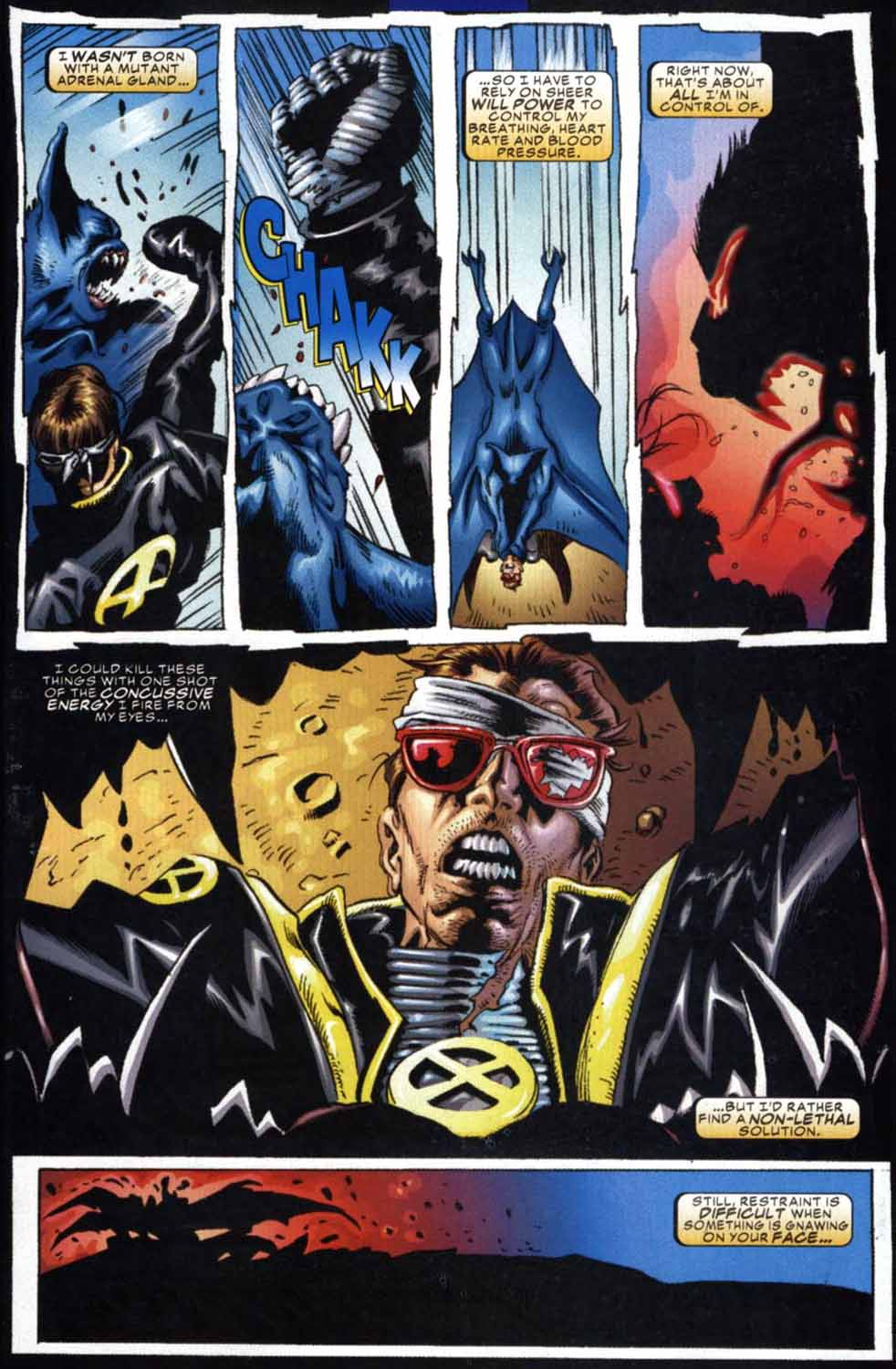 Read online Cyclops (2001) comic -  Issue #3 - 6