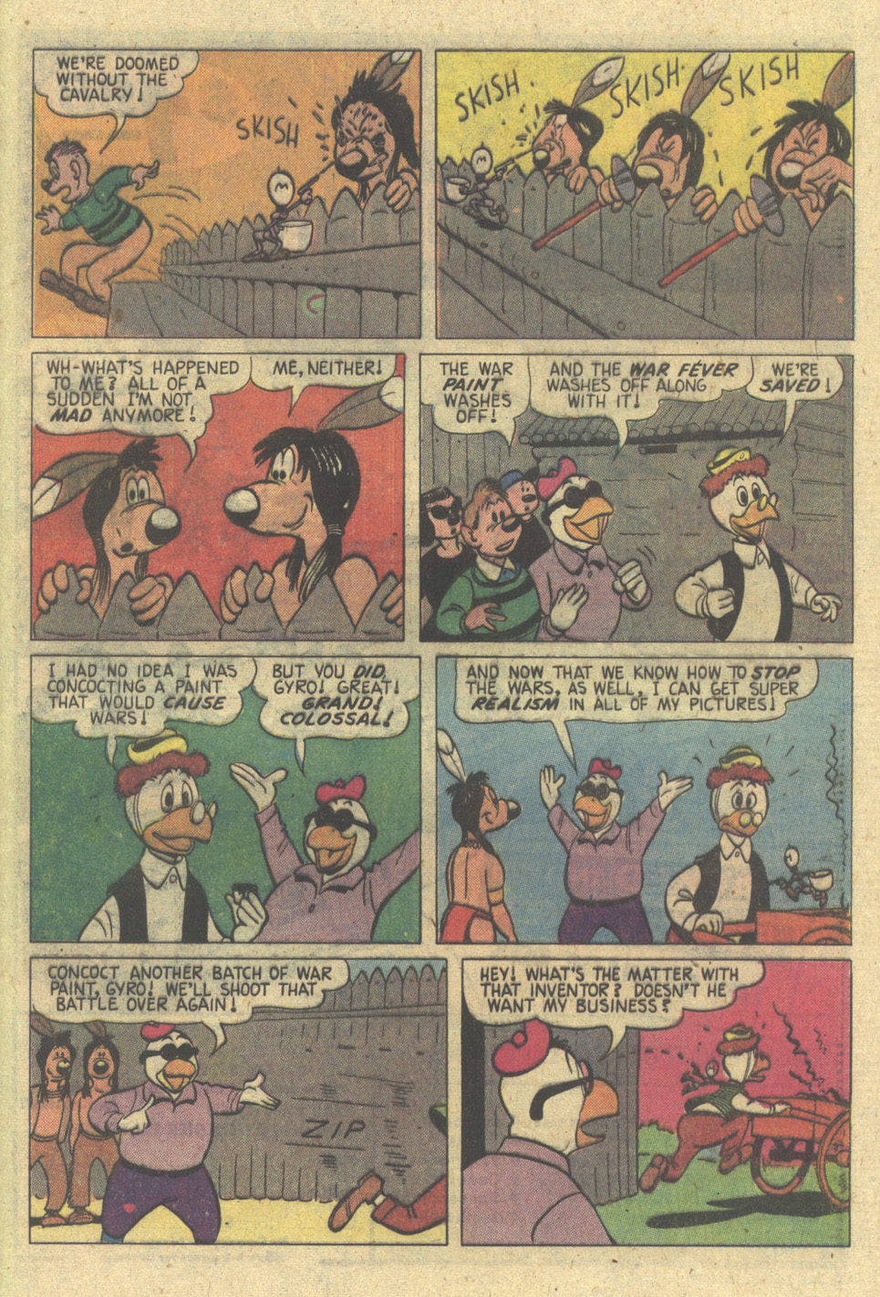 Read online Uncle Scrooge (1953) comic -  Issue #173 - 33