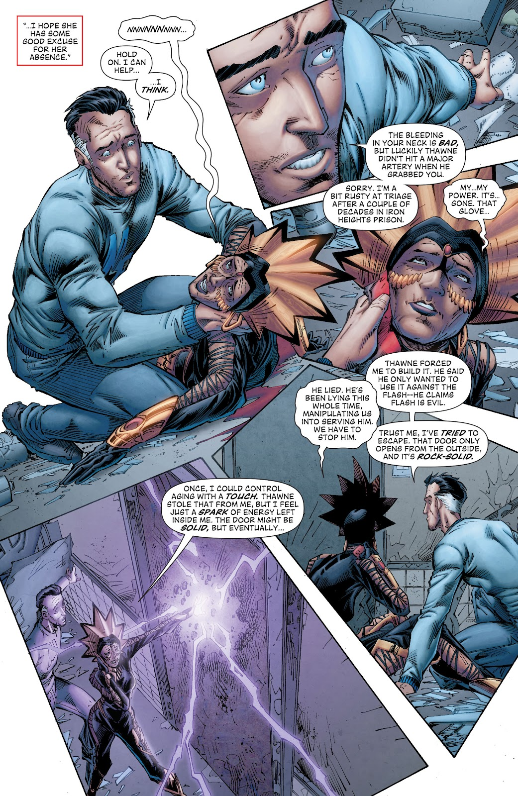 Read online The Flash (2011) comic -  Issue # _TPB 8 (Part 2) - 69