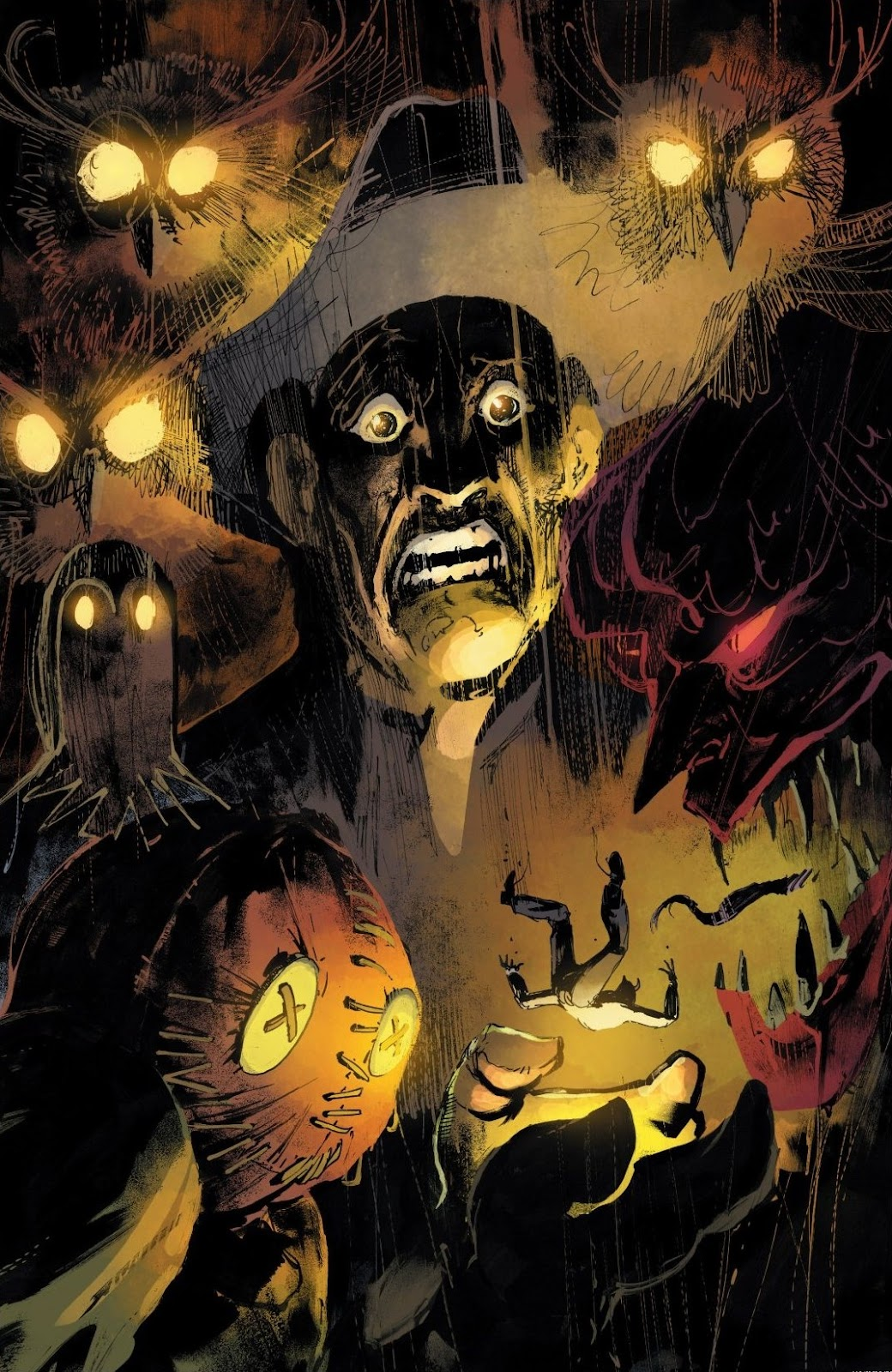 Read online Trick 'r Treat: Days of the Dead comic -  Issue # TPB - 96