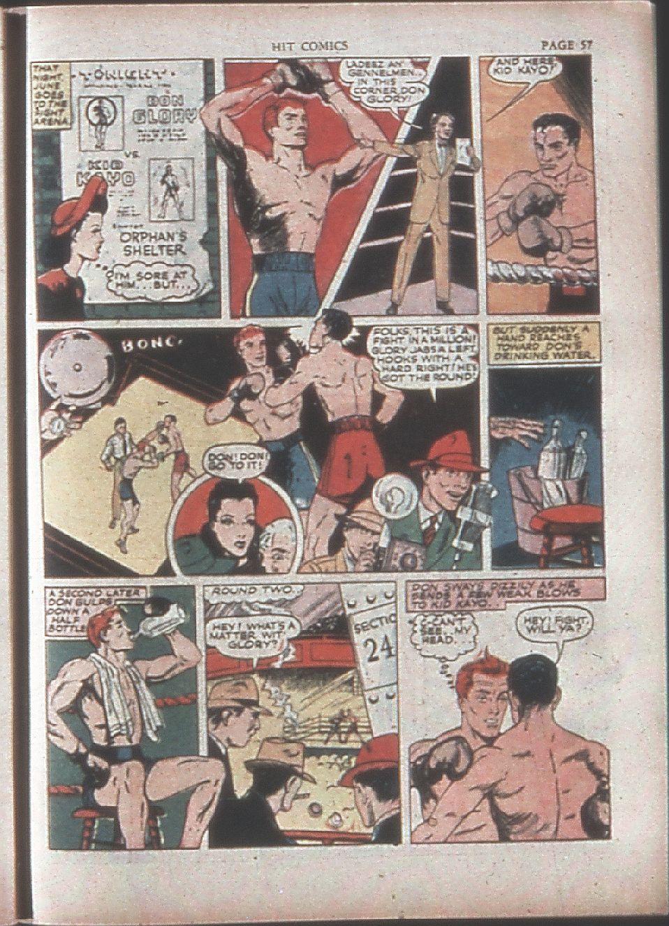 Read online Hit Comics comic -  Issue #15 - 59