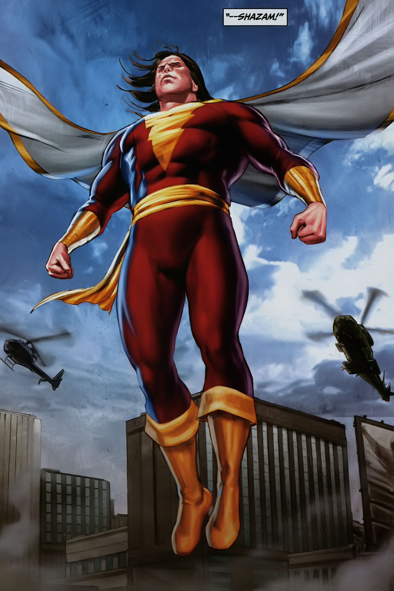 Read online Trials of Shazam comic -  Issue #12 - 25