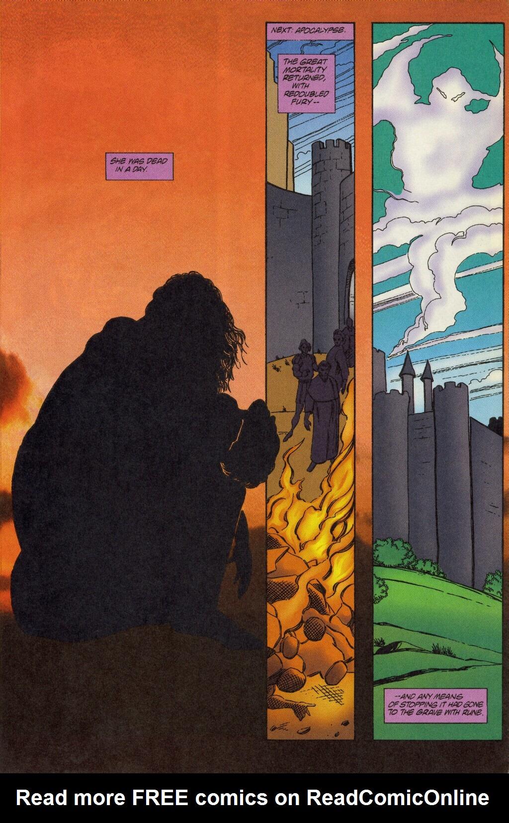 Read online Rune (1995) comic -  Issue #5 - 8