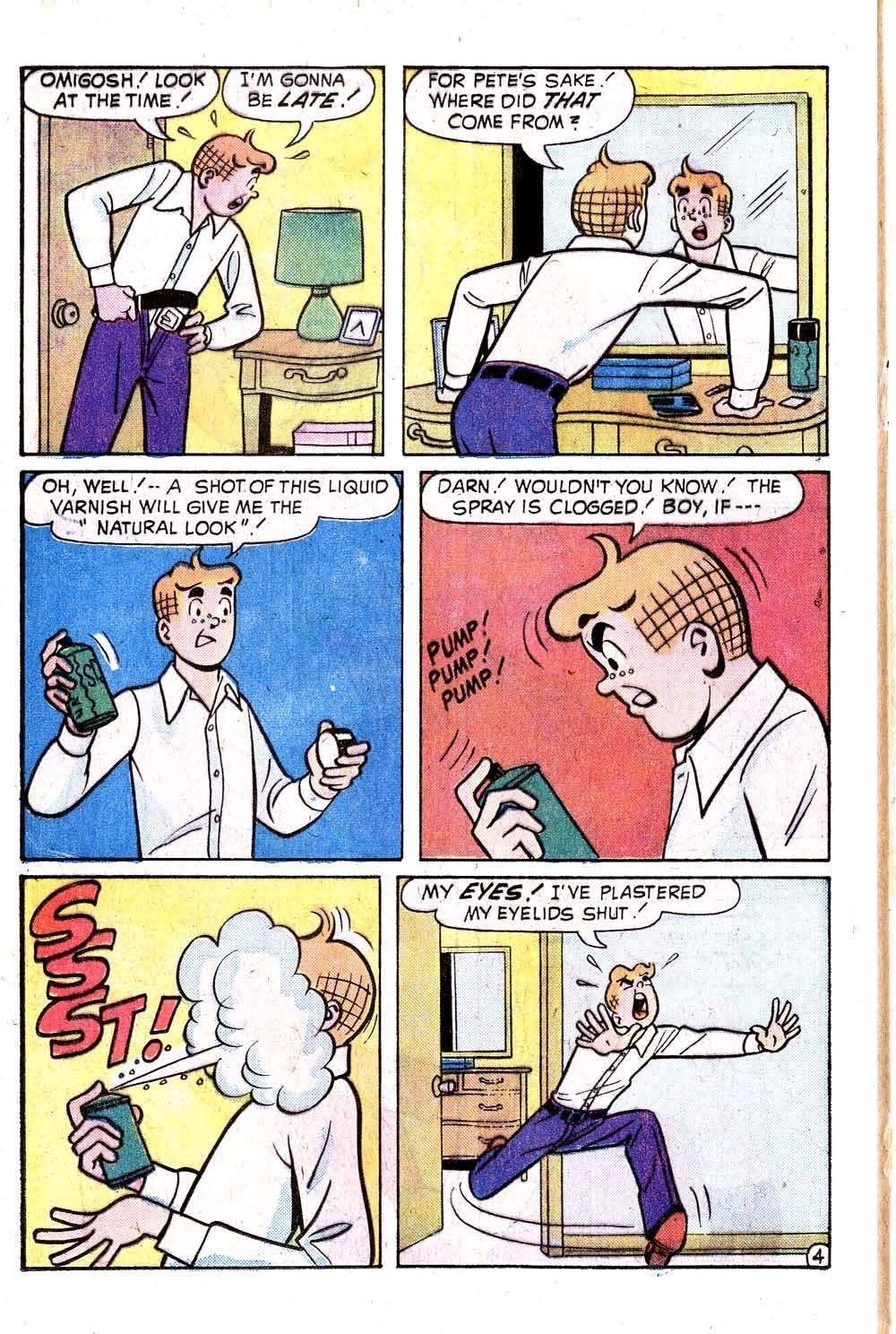 Read online Archie (1960) comic -  Issue #244 - 16