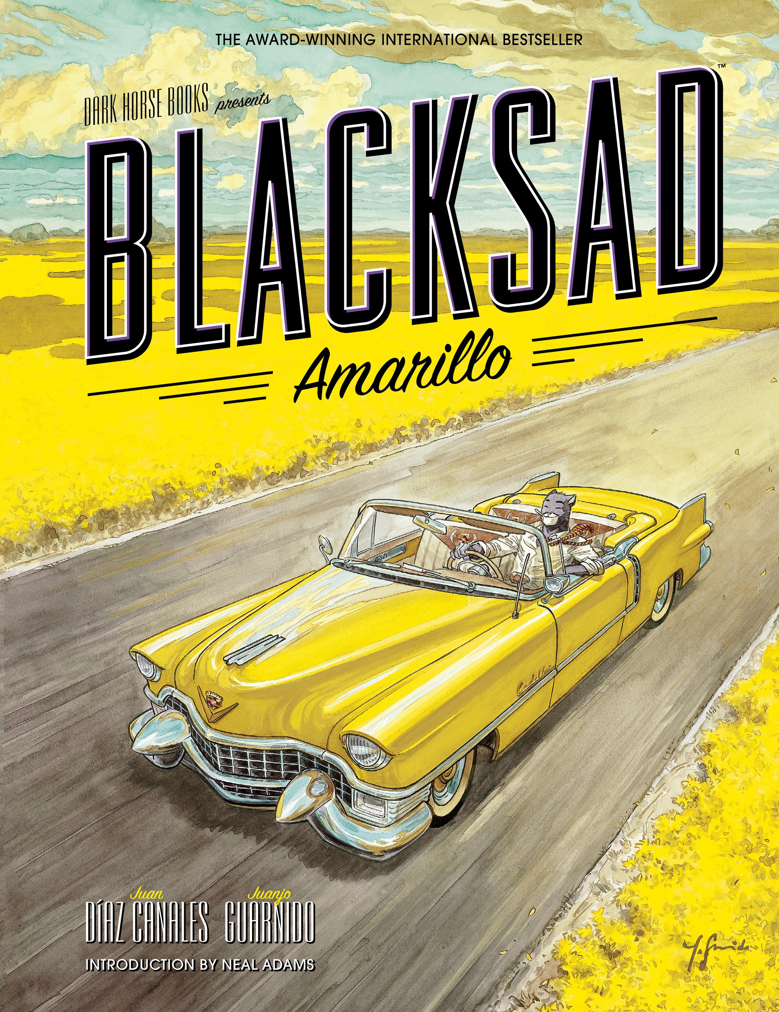 Read online Blacksad: Amarillo comic -  Issue # Full - 1