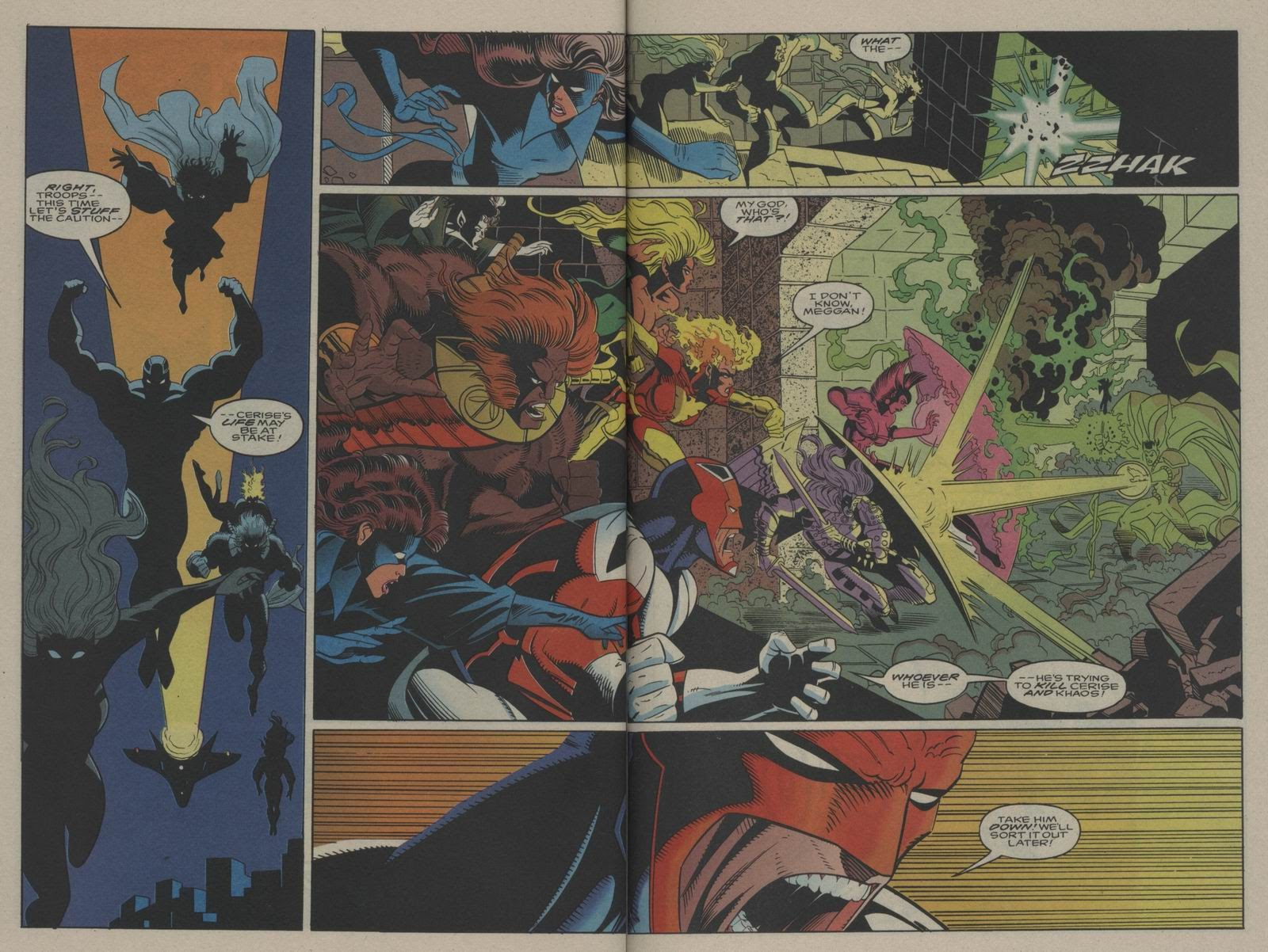 Excalibur (1988) issue Annual 1 - Page 31