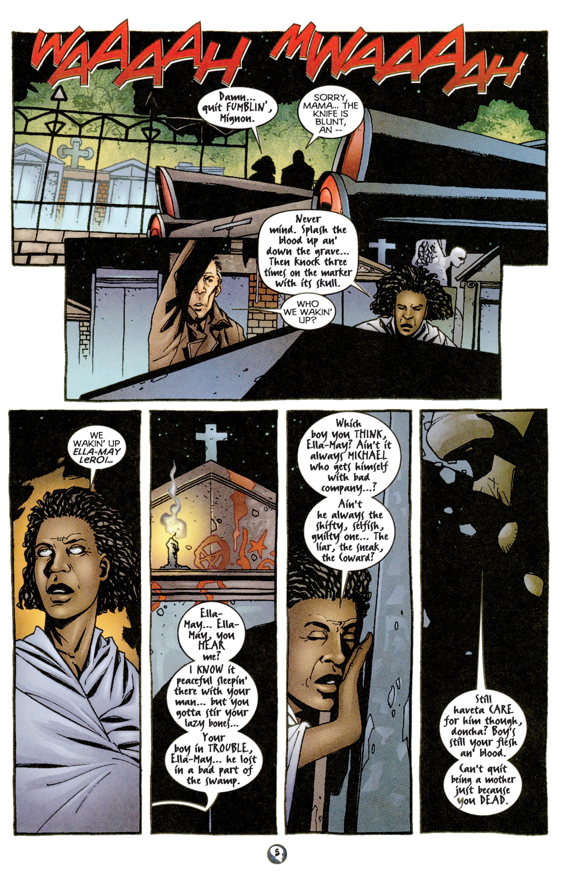 Read online Shadowman (1997) comic -  Issue #15 - 6