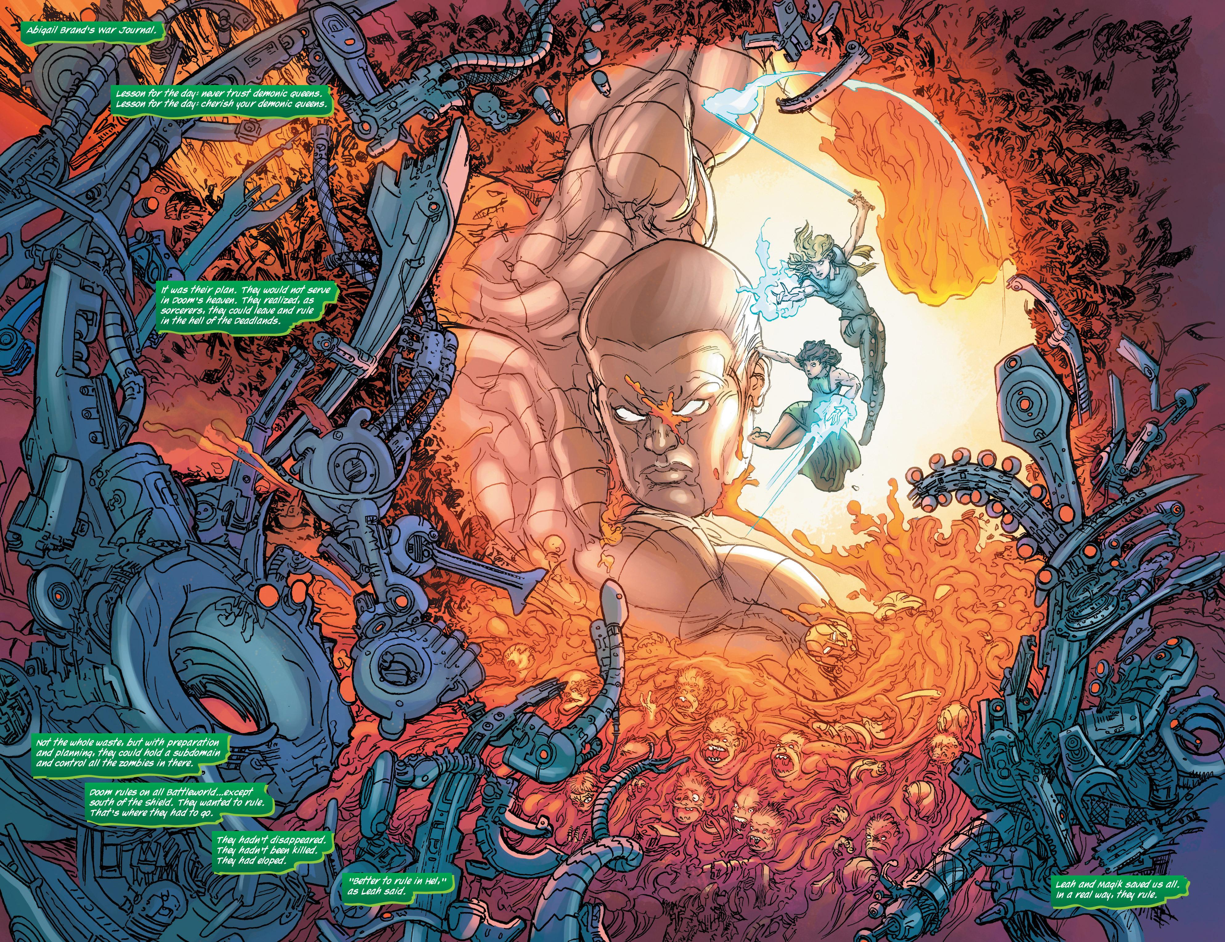 Read online Siege (2015) comic -  Issue #3 - 14