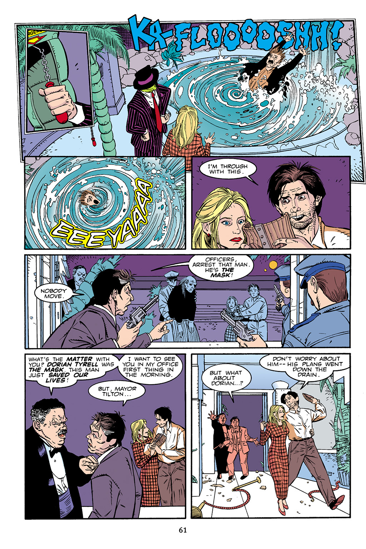 Read online Adventures Of The Mask Omnibus comic -  Issue #Adventures Of The Mask Omnibus Full - 61