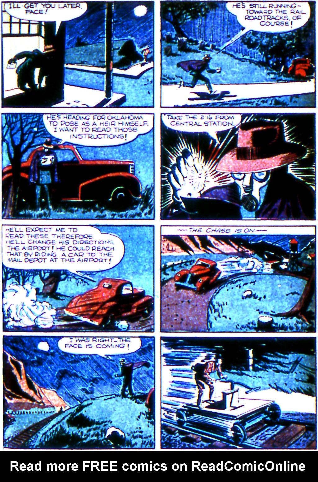 Read online Adventure Comics (1938) comic -  Issue #44 - 11