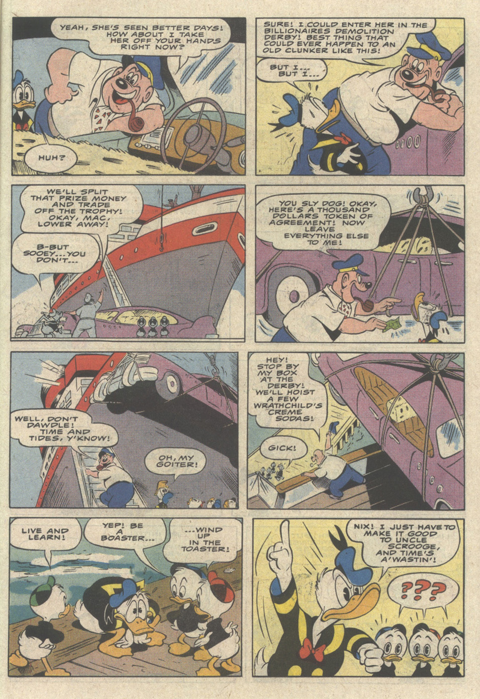 Read online Uncle Scrooge (1953) comic -  Issue #237 - 23