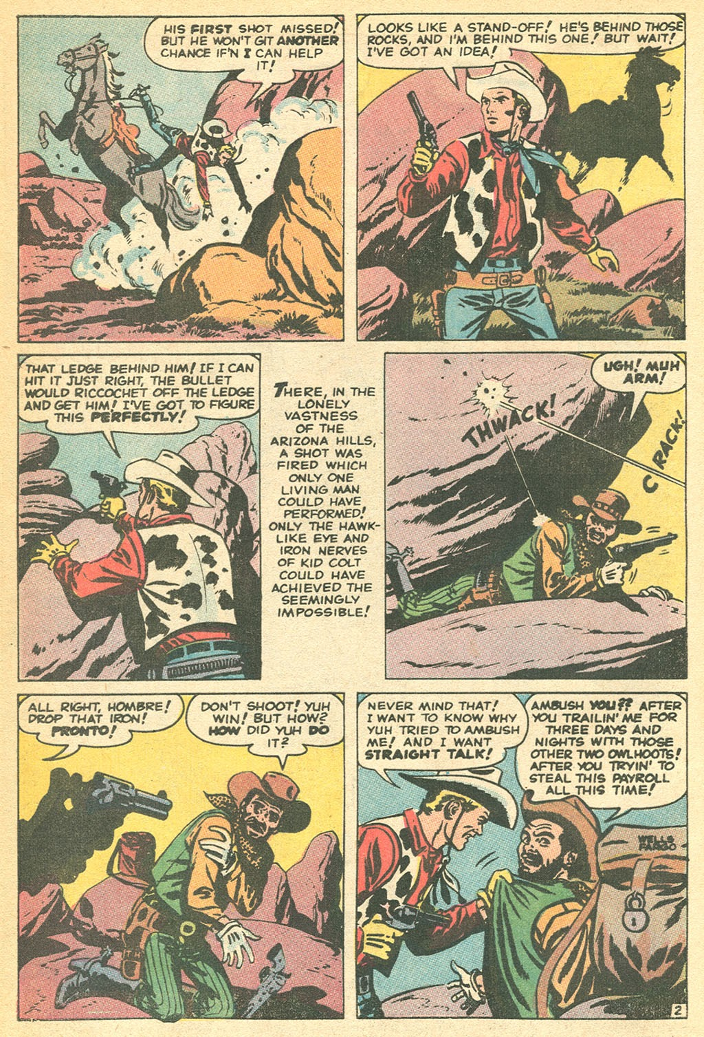 Kid Colt Outlaw issue 152 - Page 4
