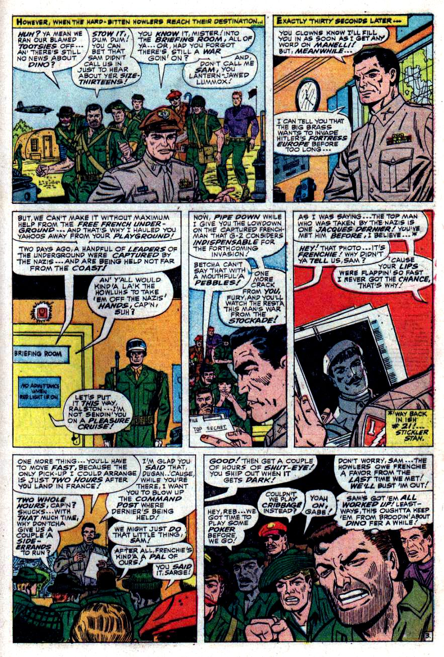 Read online Sgt. Fury comic -  Issue #40 - 5