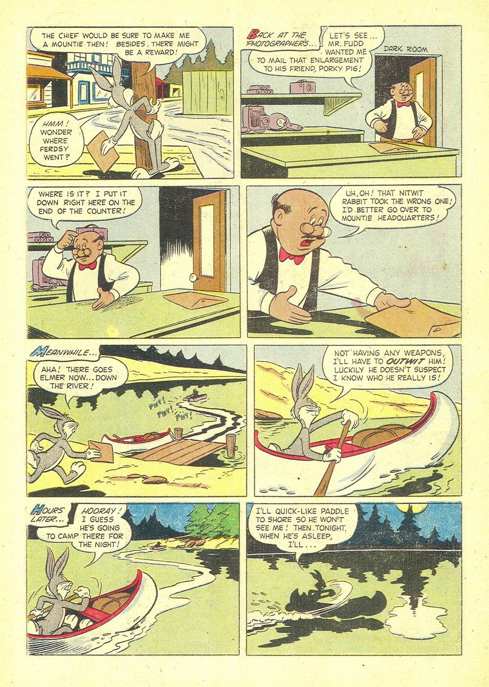 Bugs Bunny (1952) issue 46 - Page 7