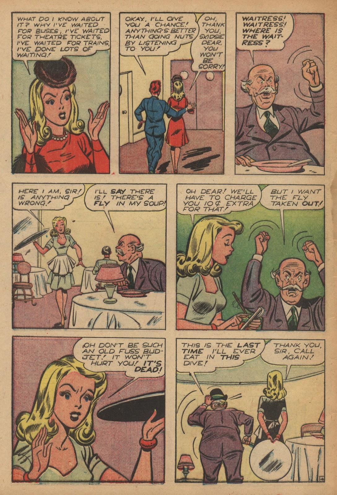 Read online Gay Comics comic -  Issue #23 - 6