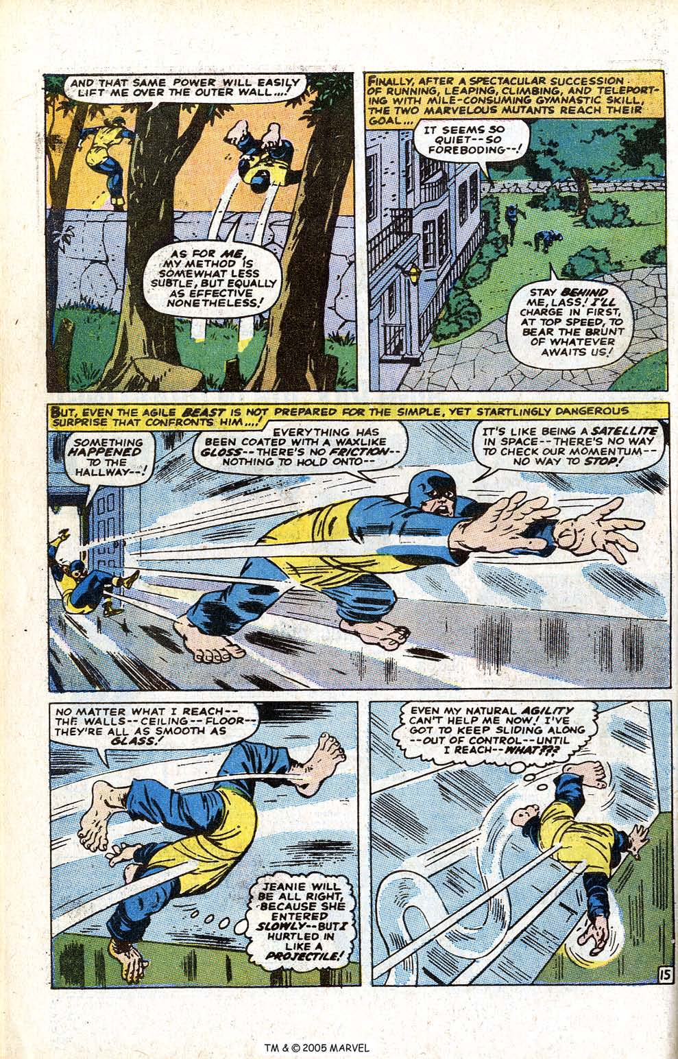 Uncanny X-Men (1963) issue 70 - Page 20