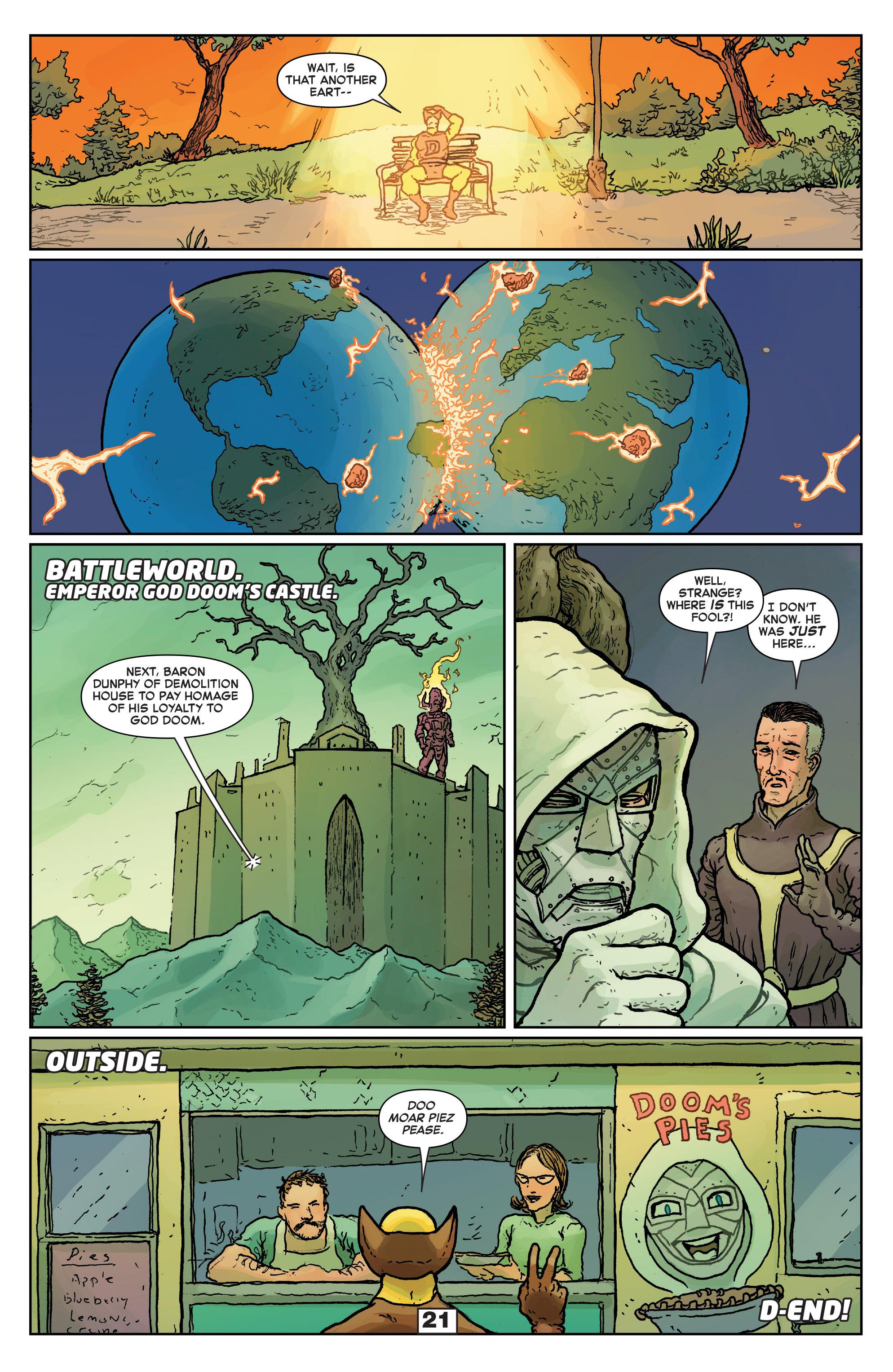 Read online Secret Wars Too comic -  Issue # Full - 23