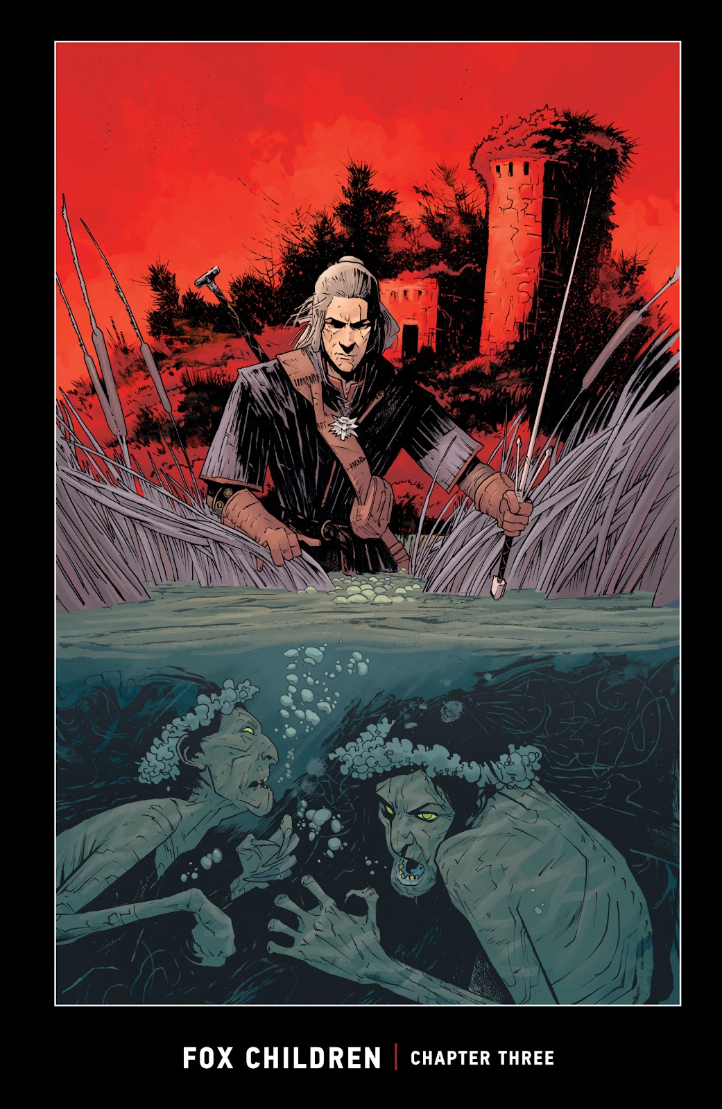 Read online The Witcher Omnibus comic -  Issue # TPB (Part 2) - 74