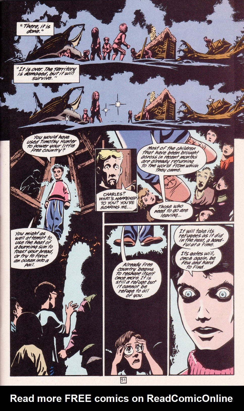 Read online The Children's Crusade comic -  Issue #2 - 51