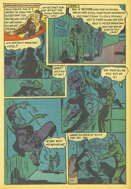 Read online Amazing Man Comics comic -  Issue #19 - 46