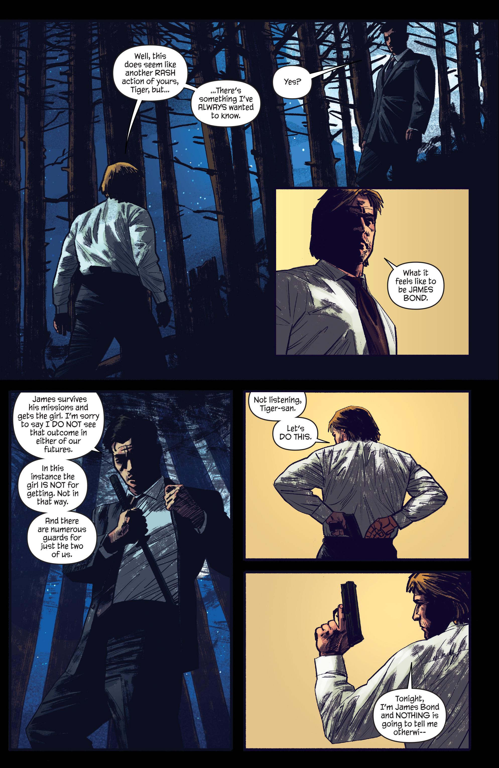Read online James Bond: Felix Leiter comic -  Issue #4 - 18