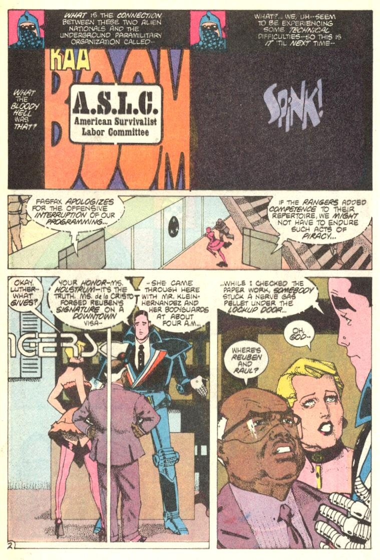 Read online American Flagg! comic -  Issue #9 - 3