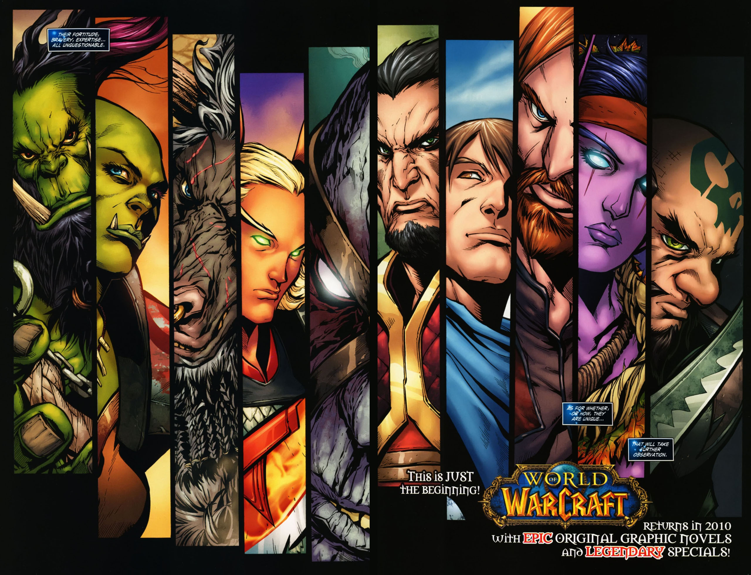 Read online World of Warcraft Special comic -  Issue # Full - 25