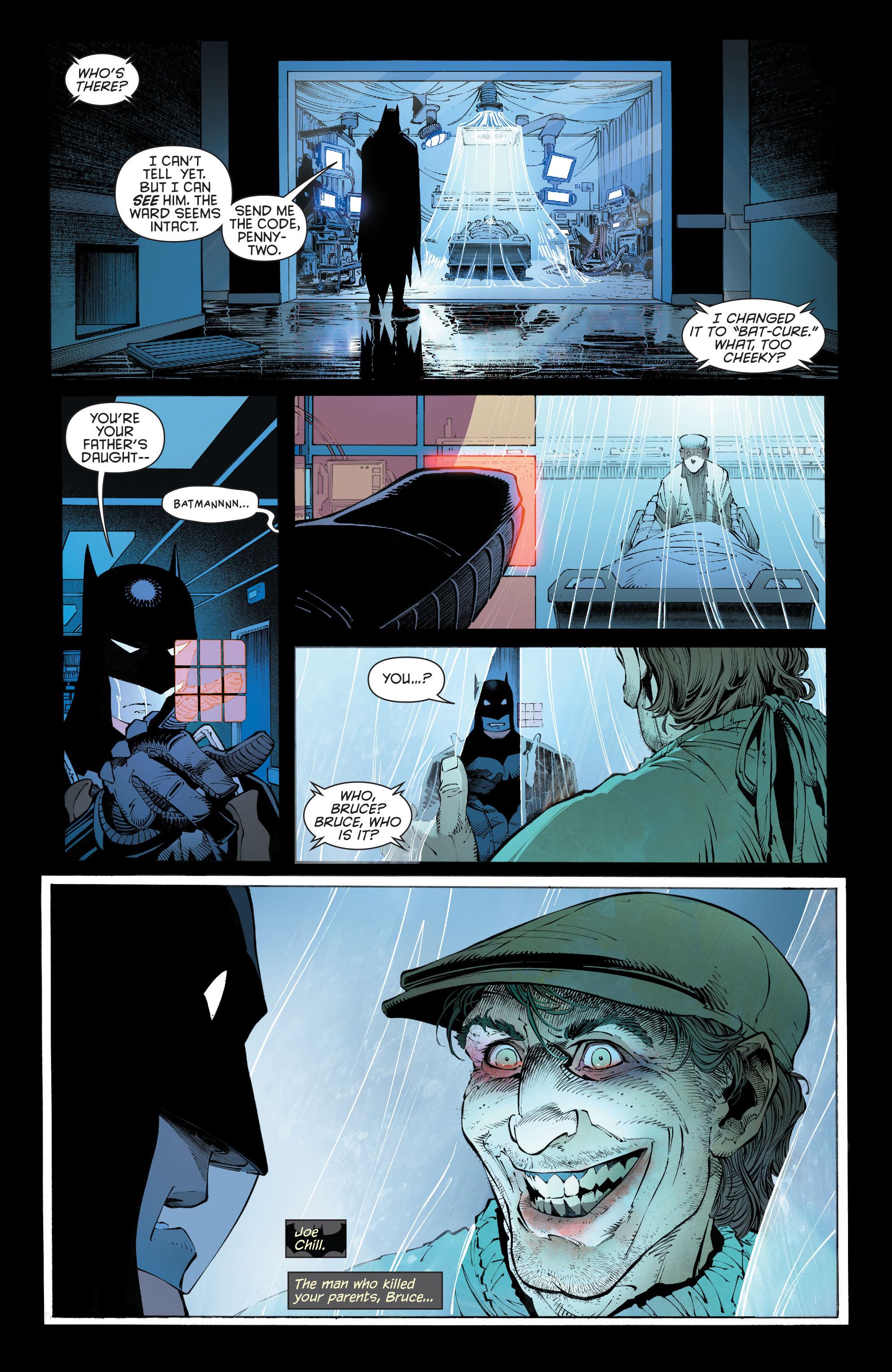 Read online Batman (2011) comic -  Issue # _TPB 7 - 67
