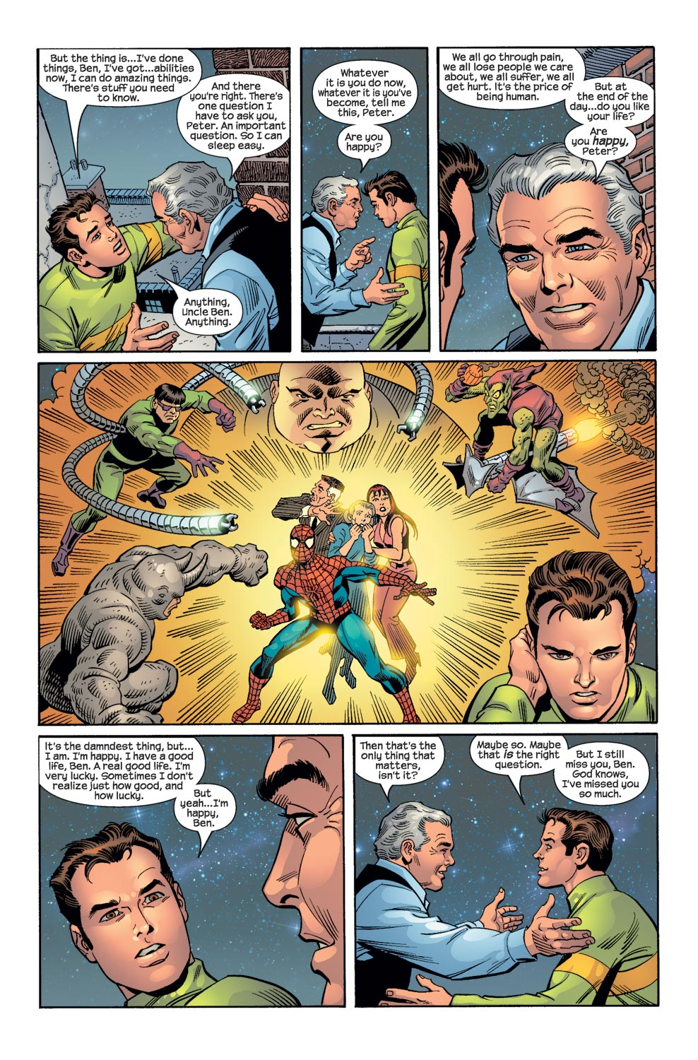 The Amazing Spider-Man (1963) 500 Page 36
