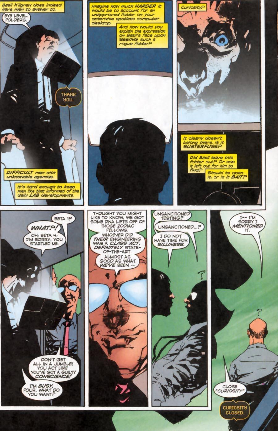 Read online Alpha Flight (1997) comic -  Issue #13 - 9