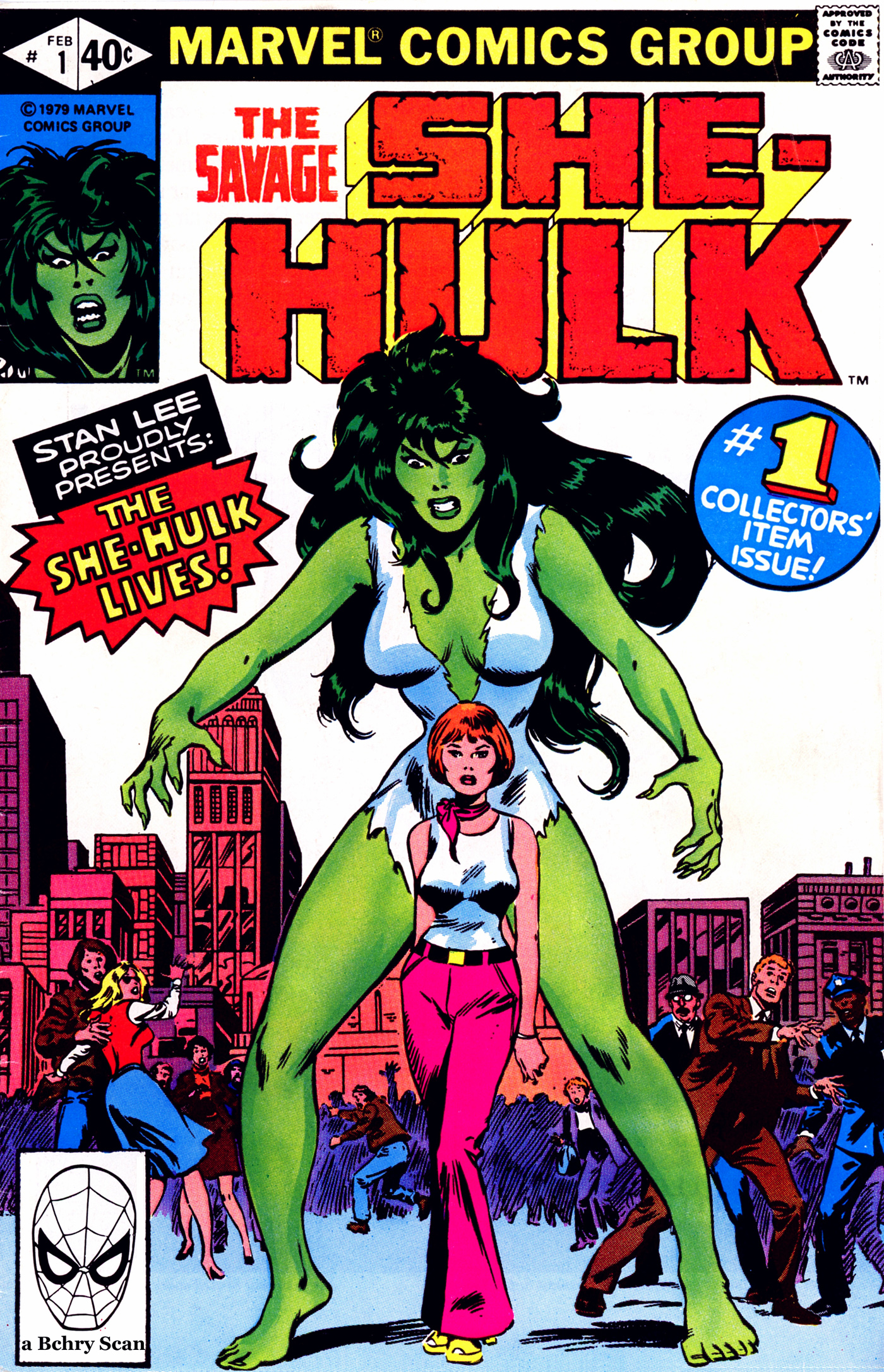 The Savage She-Hulk 1 Page 1