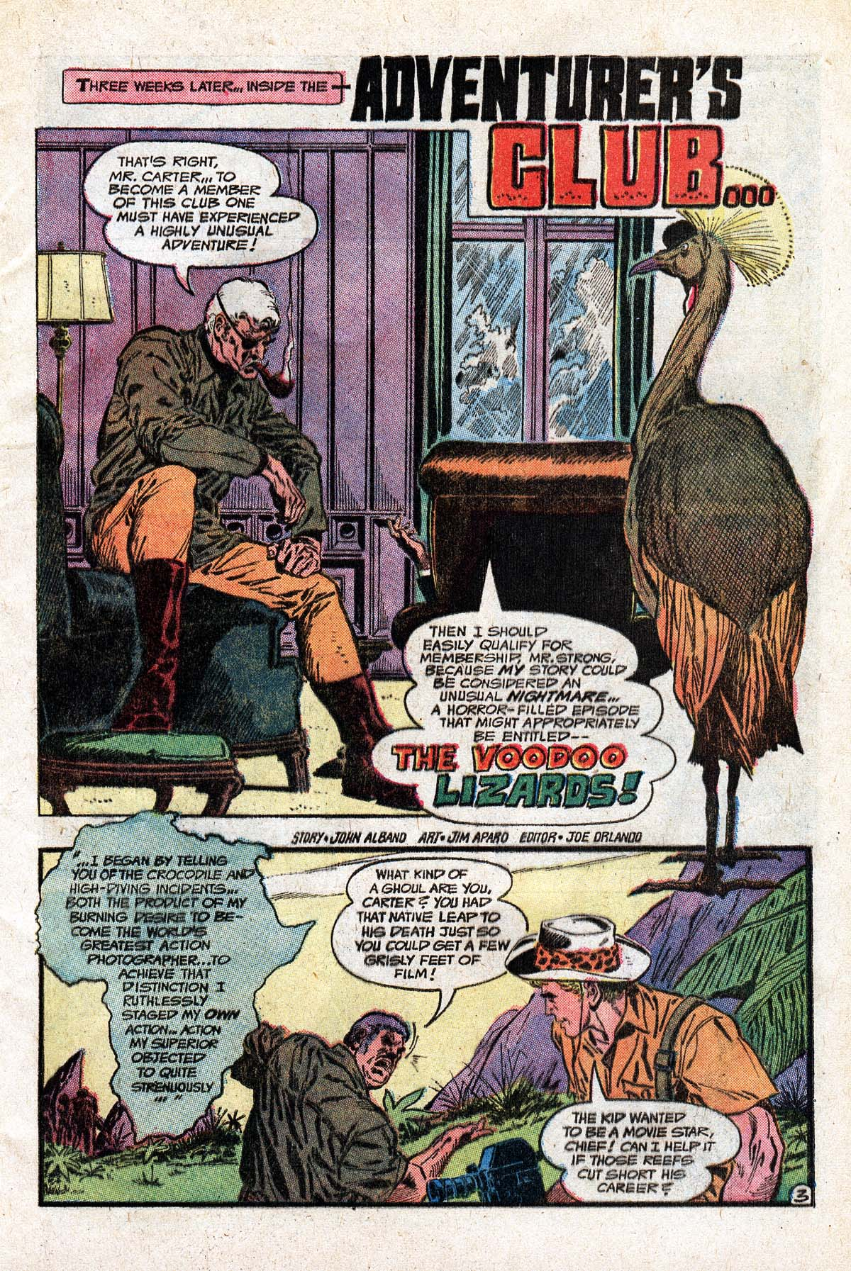 Read online Adventure Comics (1938) comic -  Issue #427 - 5