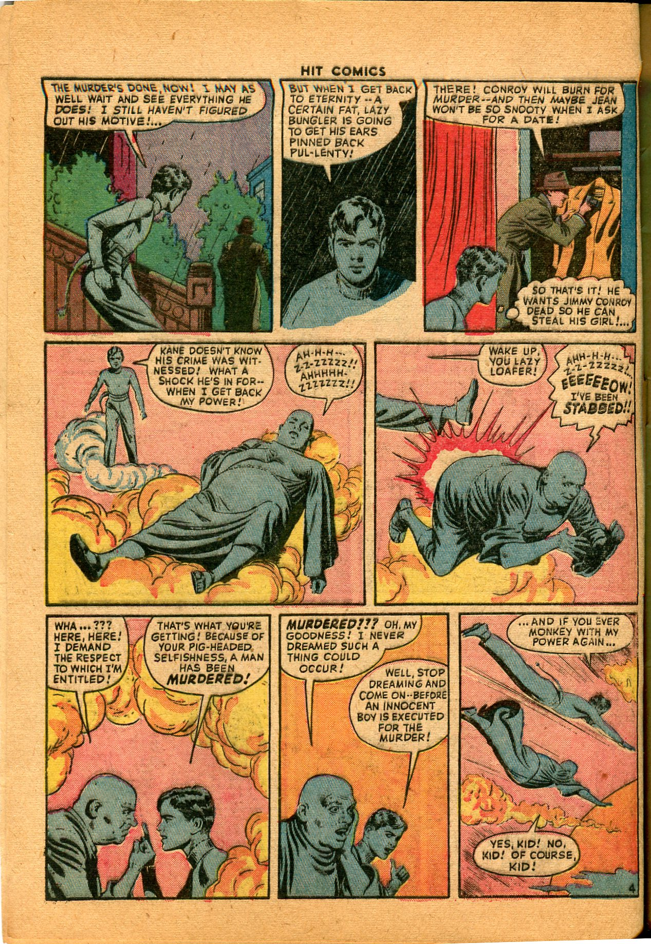 Read online Hit Comics comic -  Issue #35 - 6