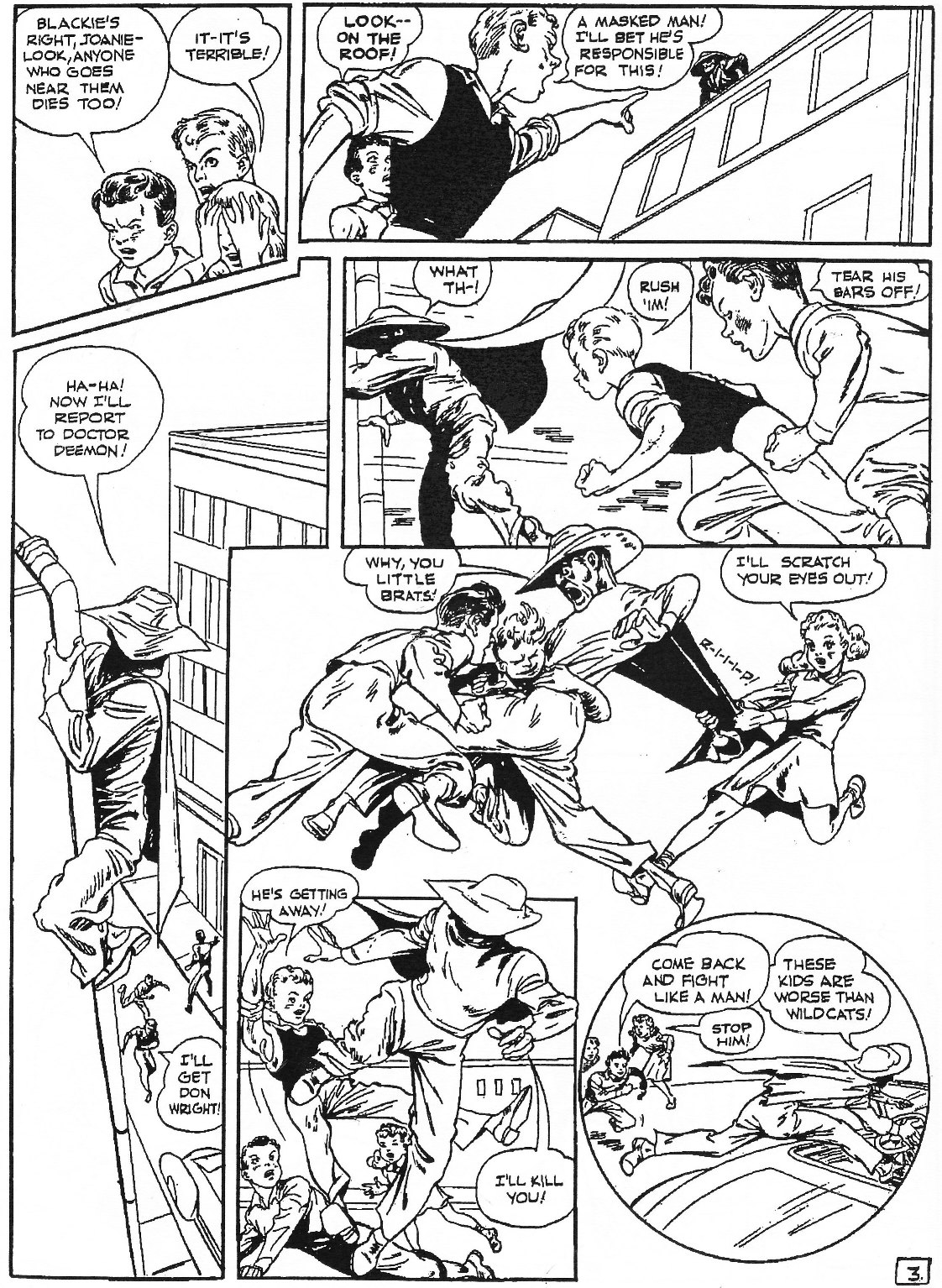 Read online Men of Mystery Comics comic -  Issue #65 - 26