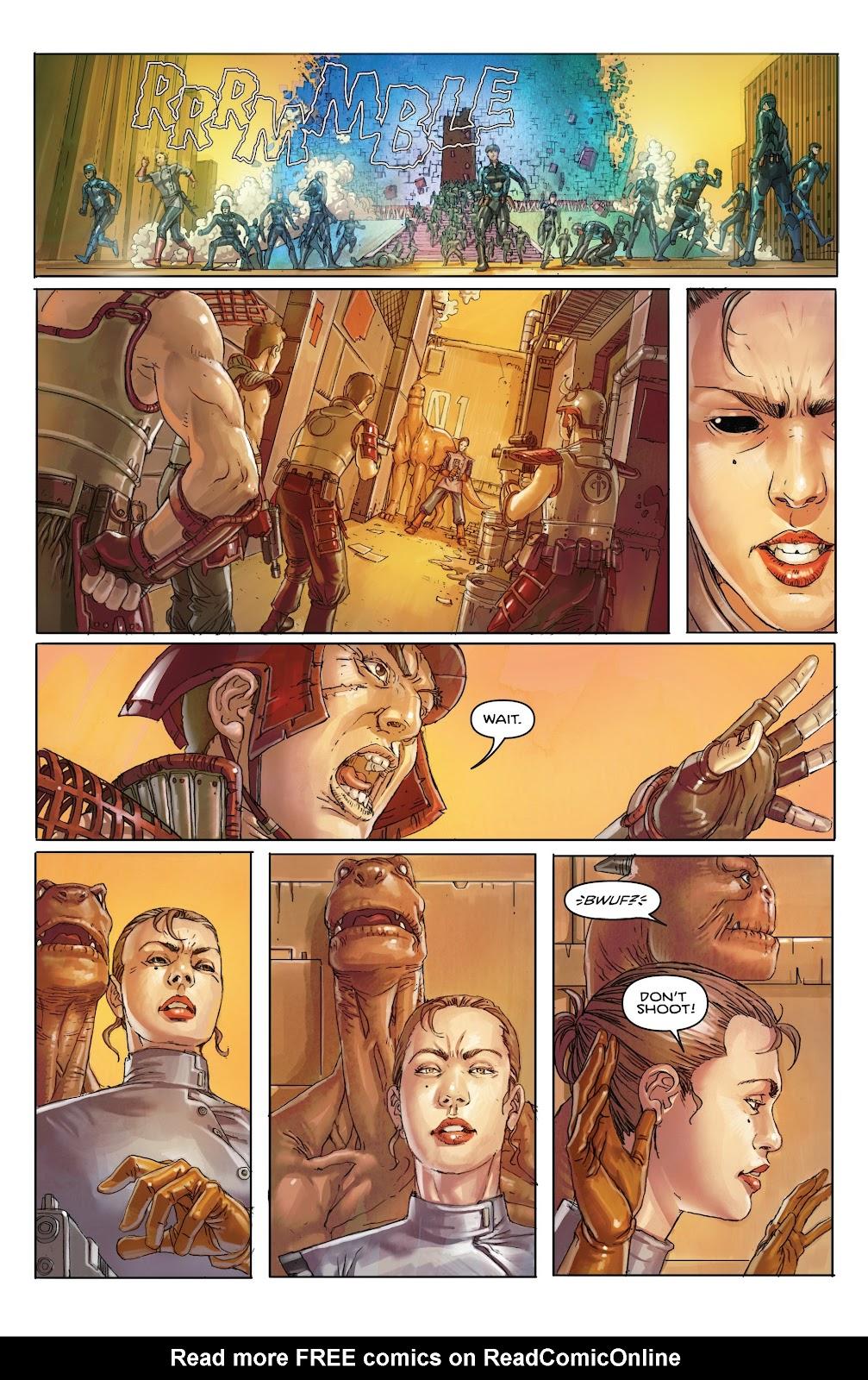 Read online Taarna comic -  Issue #4 - 22