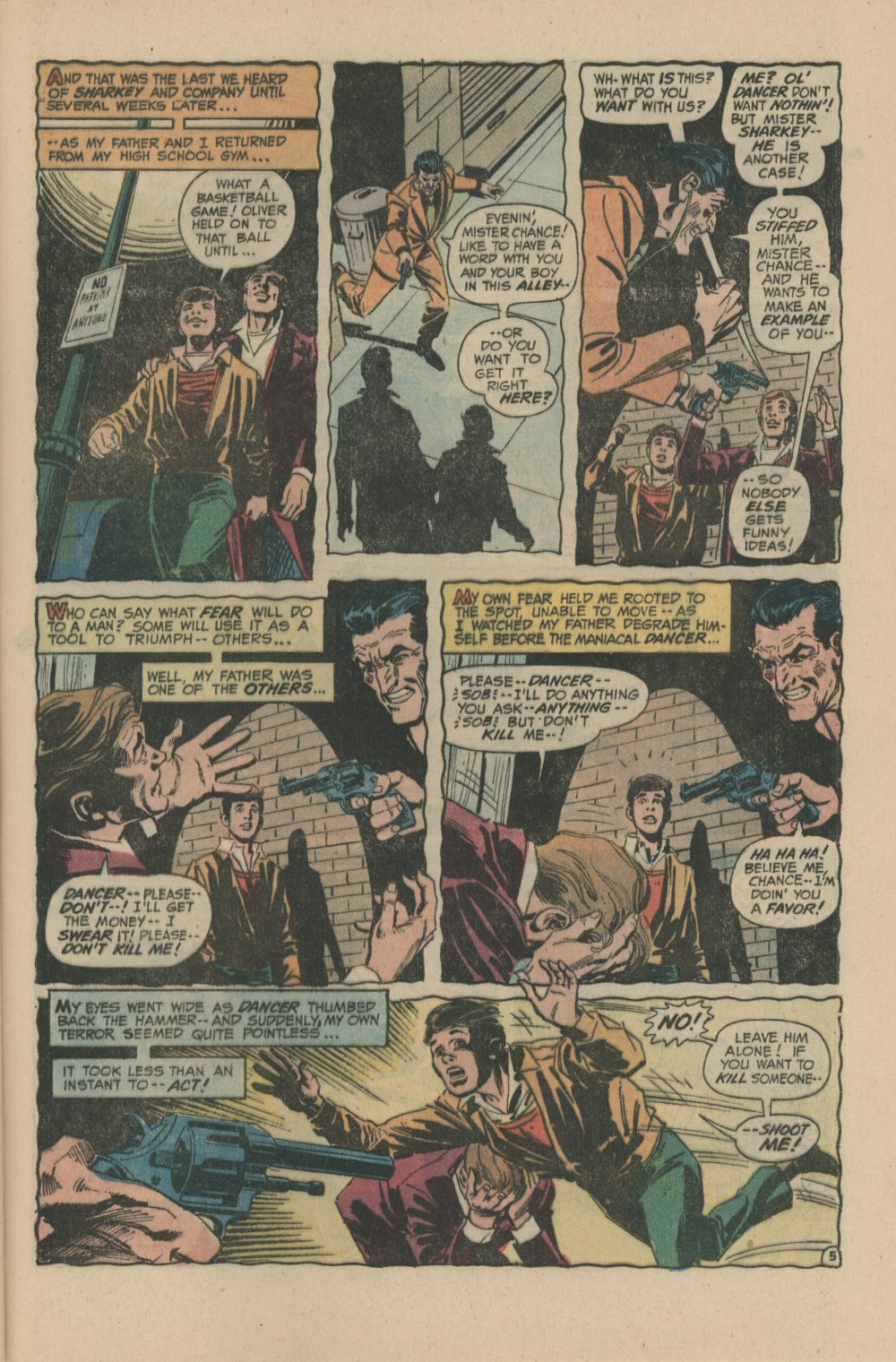 Action Comics (1938) 422 Page 28