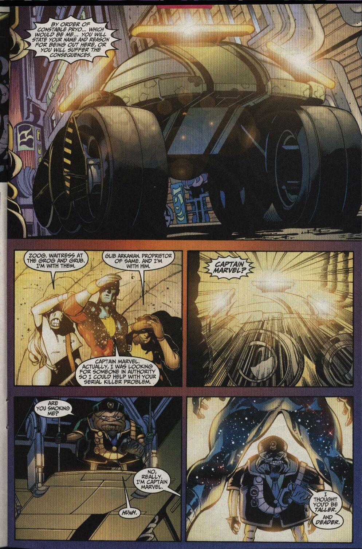 Captain Marvel (1999) Issue #33 #34 - English 8