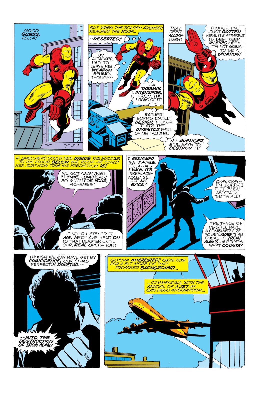Read online Marvel Masterworks: The Invincible Iron Man comic -  Issue # TPB 10 (Part 1) - 82