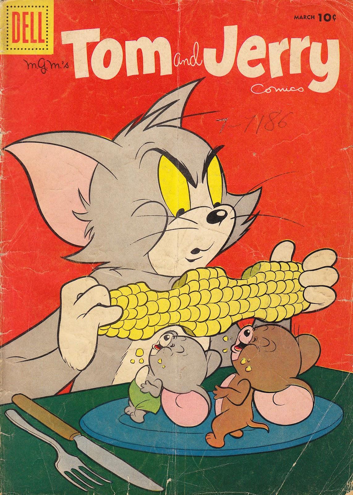 Tom & Jerry Comics 152 Page 1