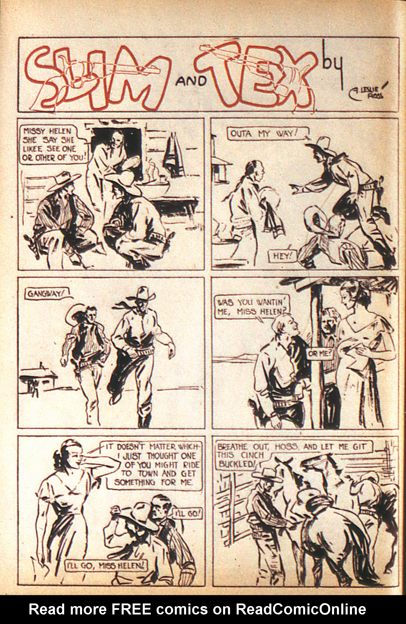 Read online Adventure Comics (1938) comic -  Issue #8 - 47