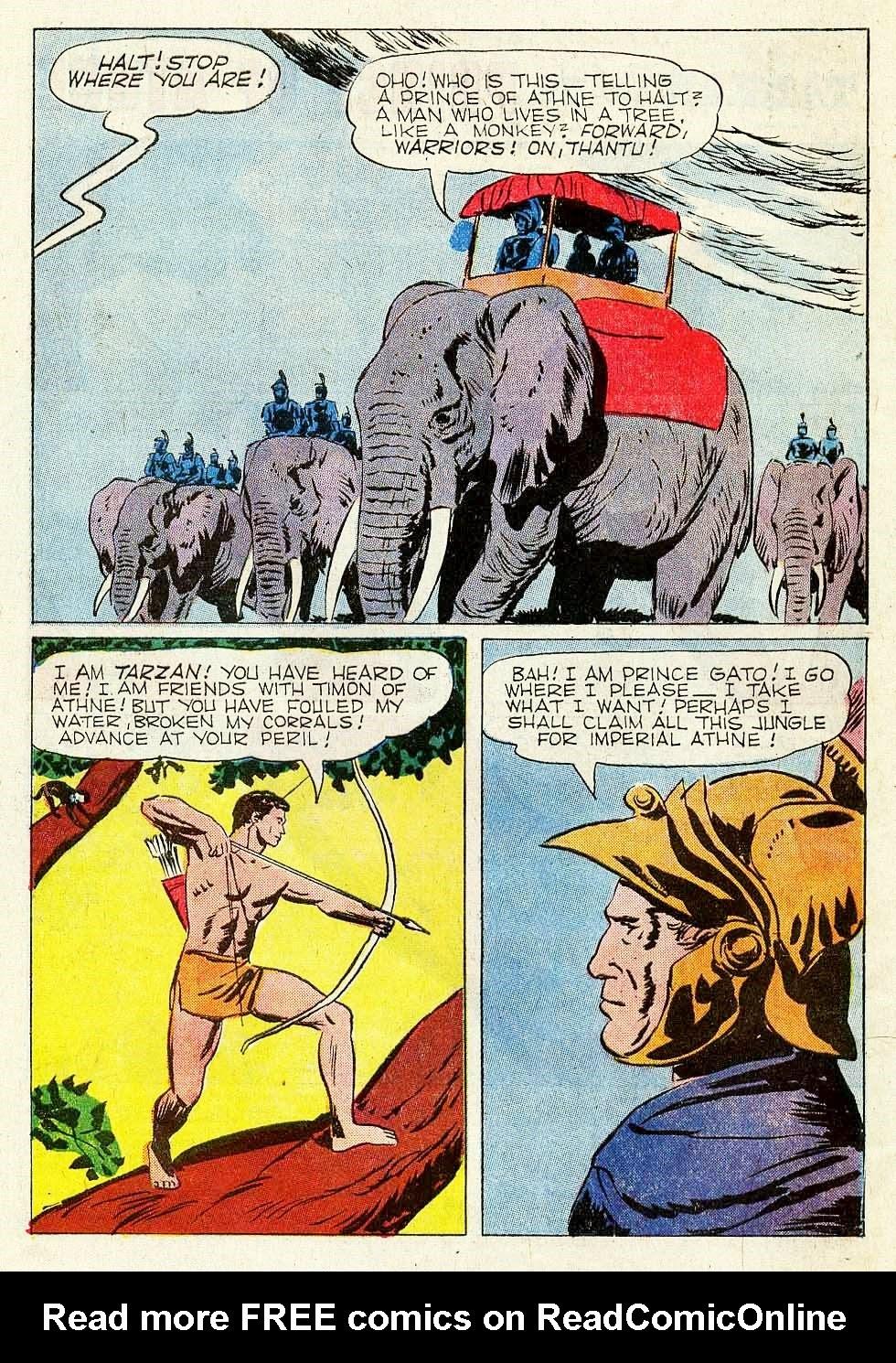 Tarzan (1948) issue 122 - Page 4